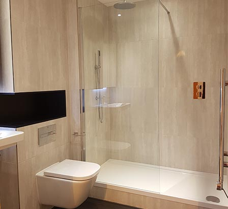 bathroom pod prototype