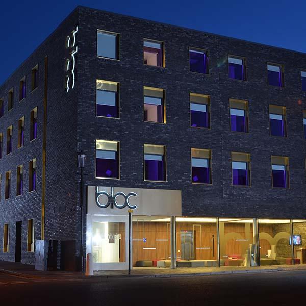 BLOC HOTEL, BIRMINGHAM