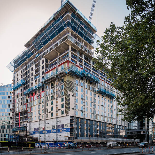 Paddington Hotel Development